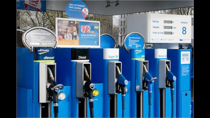 Kommt die Benzinpreisbremse?