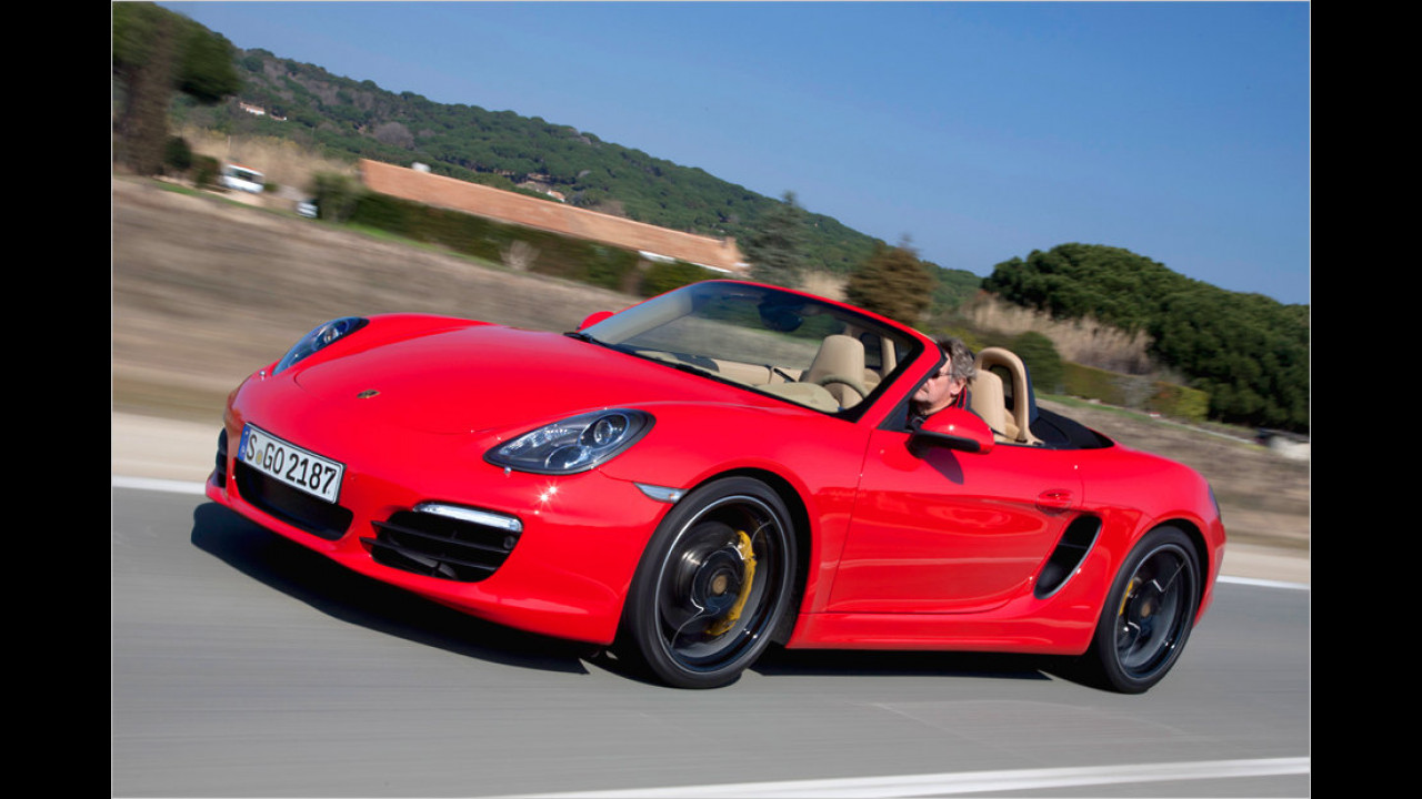 Porsche Boxster PDK