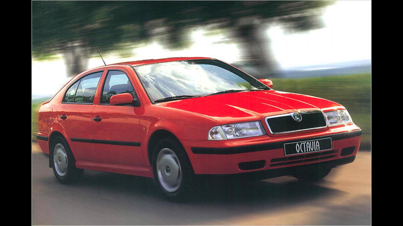 1996: Skoda Octavia