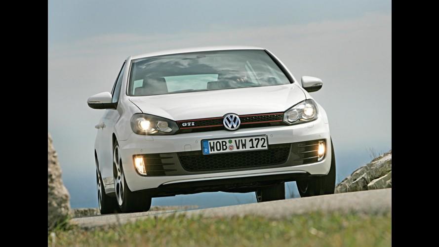 ALEMANHA, outubro: VW lidera em mês com 03 modelos da Mercedes no top 10