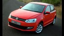 Volkswagen cresceu 1.000% na Índia em 2010