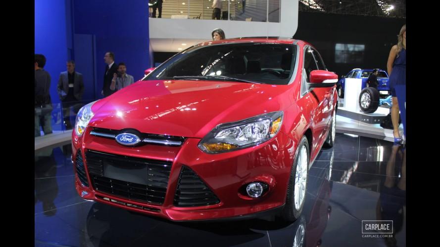 Novo Ford Focus conquista 5 estrelas no NHTSA NCAP