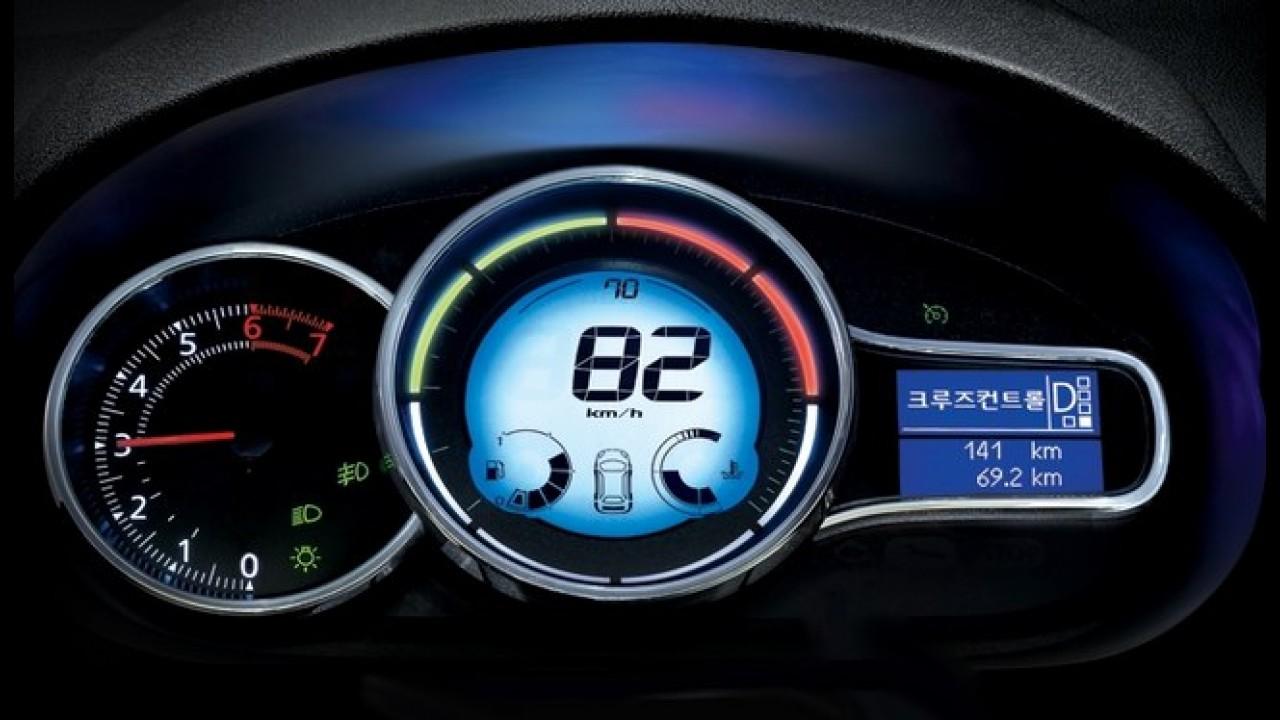 """Renault Fluence """"coreano"""": Samsung SM3 2013 tem as primeiras imagens oficiais reveladas"""