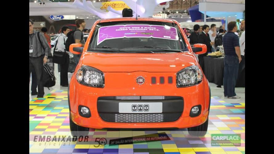 Brasil, 1ª quinzena de setembro: Fiat derrota VW por menos de 400 unidades; Hyundai e Kia separadas por apenas 1 unidade