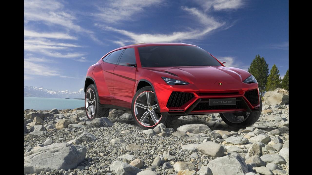 Lamborghini confirma lançamento do Urus para 2017