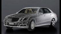 Mercedes-Benz planeja Classe E em fibra de carbono para 2015