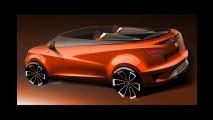 Curioso, Seat Ibiza Cupster é conceito feito para o Wörthersee