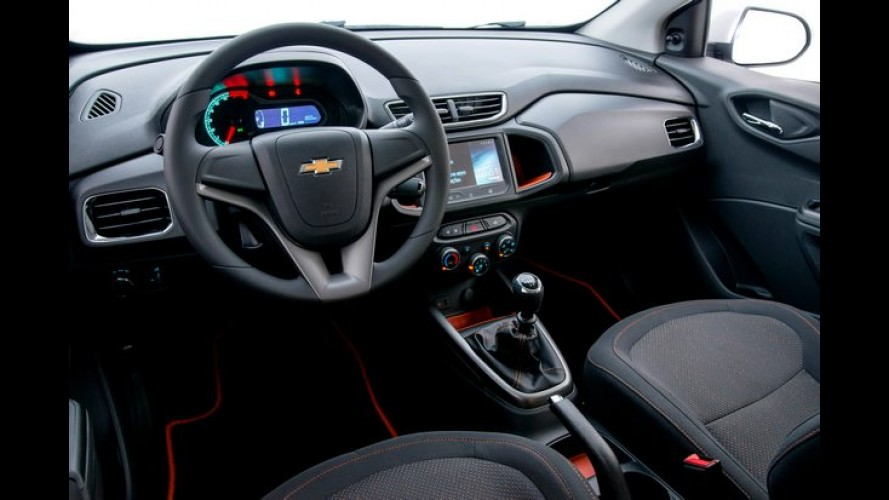 Chevrolet Onix: 2 anos de mercado e recorde de vendas em novembro