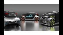 Qoros revela conceito futurista Q para concurso de design do Salão de Los Angeles