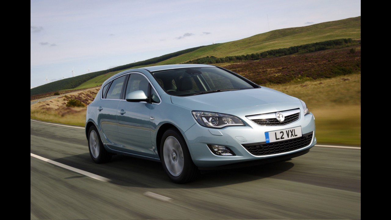 Reino Unido: Novo Astra é o mais vendido em mês com crescimento superior a 10%