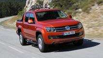 Volkswagen Amarok Canyon special edition 18.9.2012