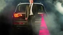 Lighting director Stephan Berlitz, laser rear fog light 01.03.2012