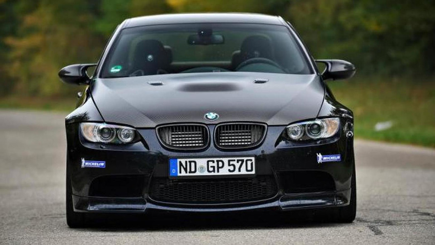 G-Power M3 SK III (E92) with 720 HP - photo appreciation