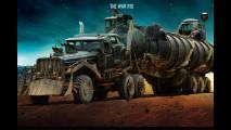 Mad Max Fury Road, le auto