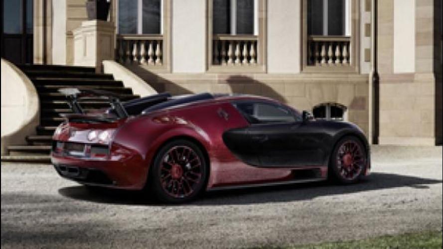 Bugatti Veyron, ecco com'è stata costruita l'ultima!