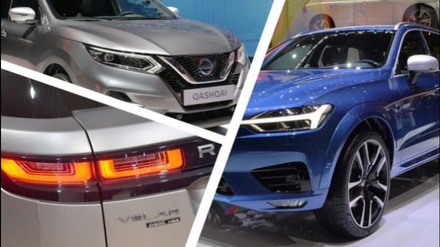 Le 10 auto più cliccate del Salone di Ginevra