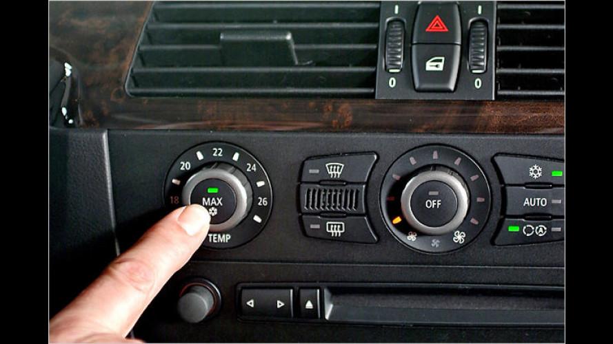 Klimaanlage im Auto: So behalten Sie einen kühlen Kopf