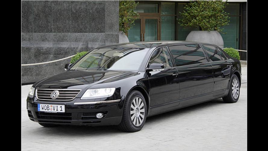 Volkswagen Individual: Die Hedonismus-Modelle von VW