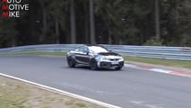 La BMW M2 CS 2018 sur le Nürburgring