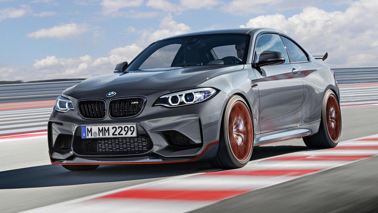 BMW M2 CSL Rendering
