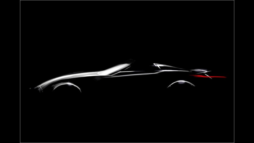 Zeigt BMW hier den neuen Z4?
