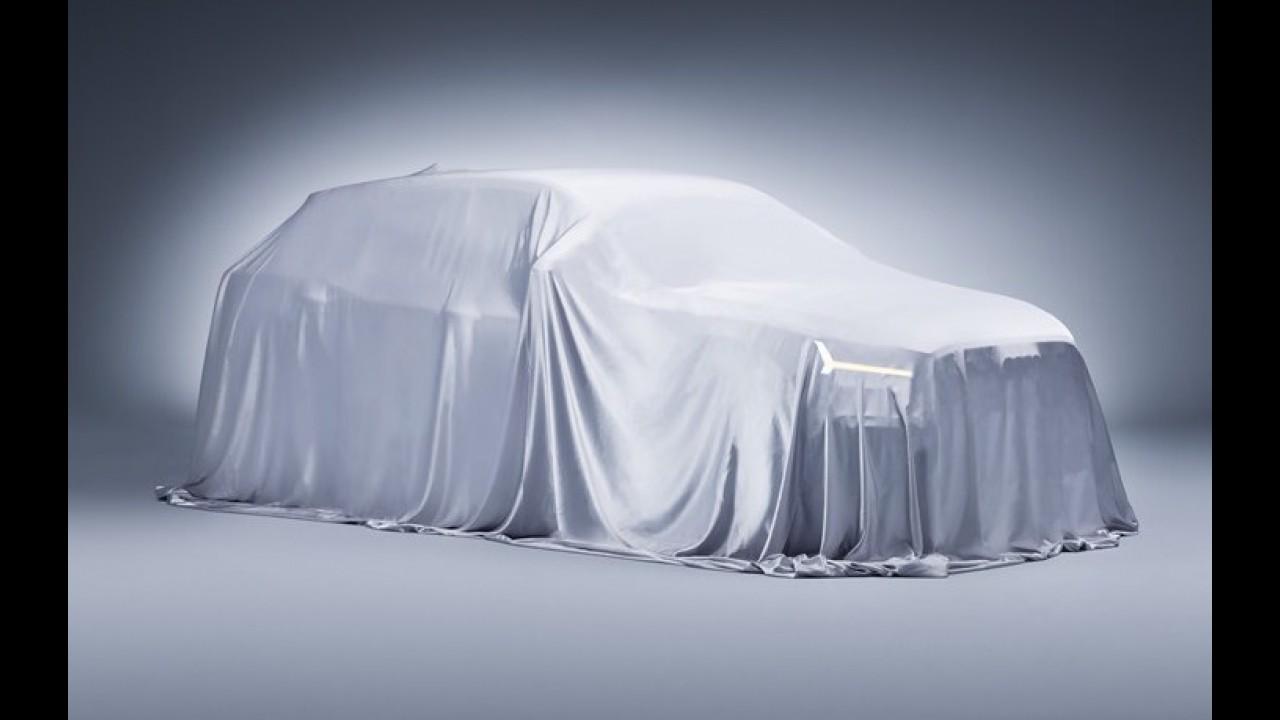 SUV de entrada da Audi, Q2 surge em novo teaser antes de Genebra