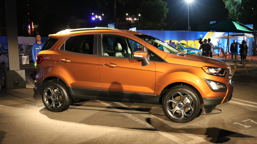 Most Expensive 2018 Ford Ecosport Costs $30,555 | Best image of best ford cars in usa 2018