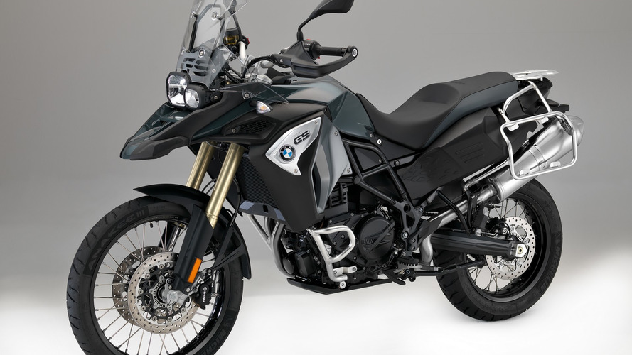 BMW Motorrad lança linha 2017 da F 800 GS Adventure