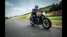 Triumph anuncia pré-venda da Street Twin por R$ 36.500
