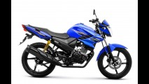 Nova Yamaha Fazer 150 2016 chega mais esportiva em versão única por R$ 8.960