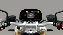 BMW Motorrad debuts instrument cluster with smartphone integration