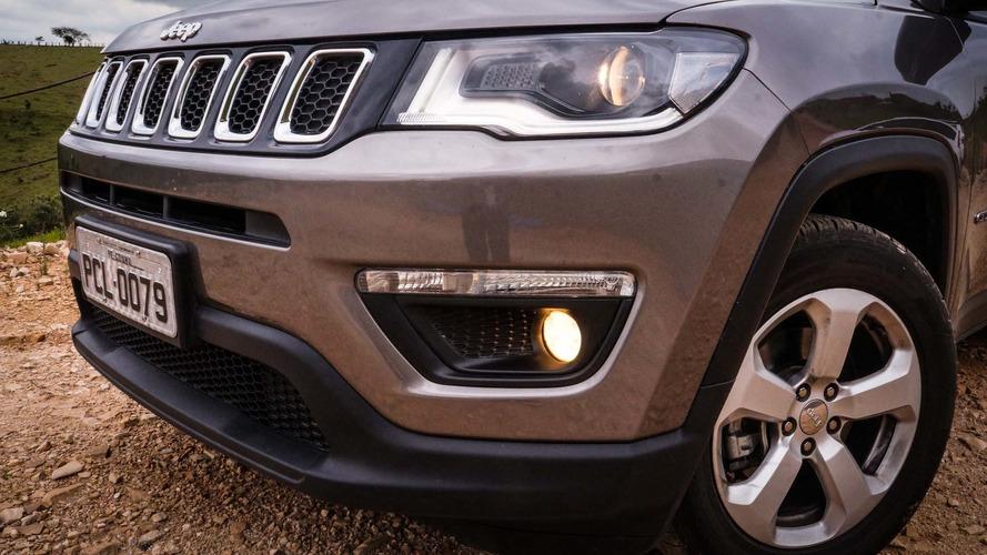 Jeep Compass Sport Flex Teste Brasil