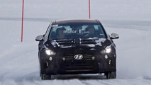 2018 Hyundai Sonata facelift spy photo