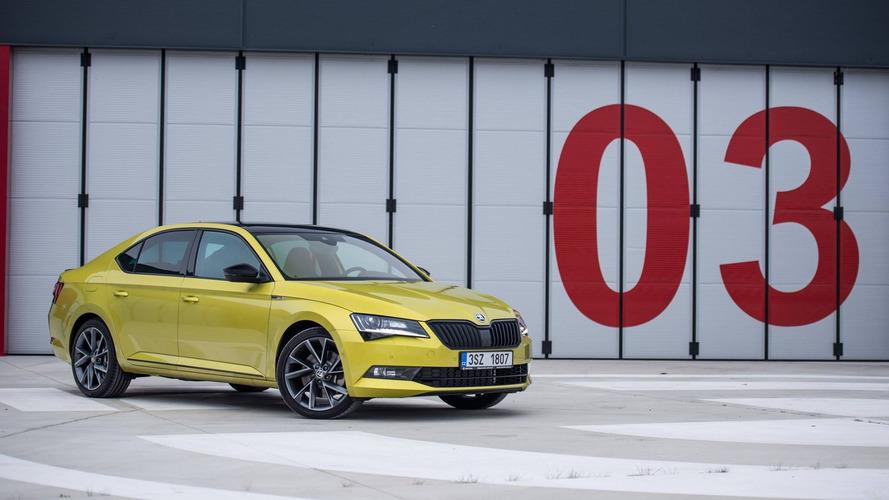 VIDÉO - La Superb Sportline, la Škoda délurée