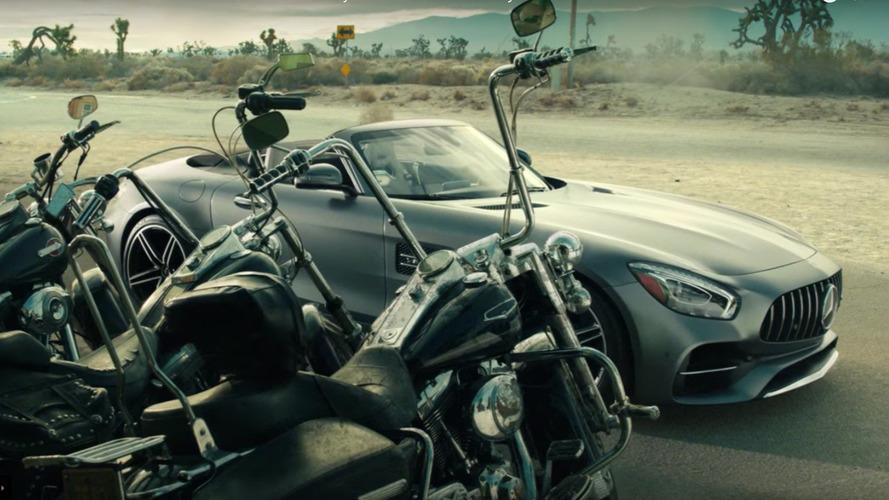 VIDÉO - Le spot publicitaire de Mercedes-AMG pour la finale du Super Bowl