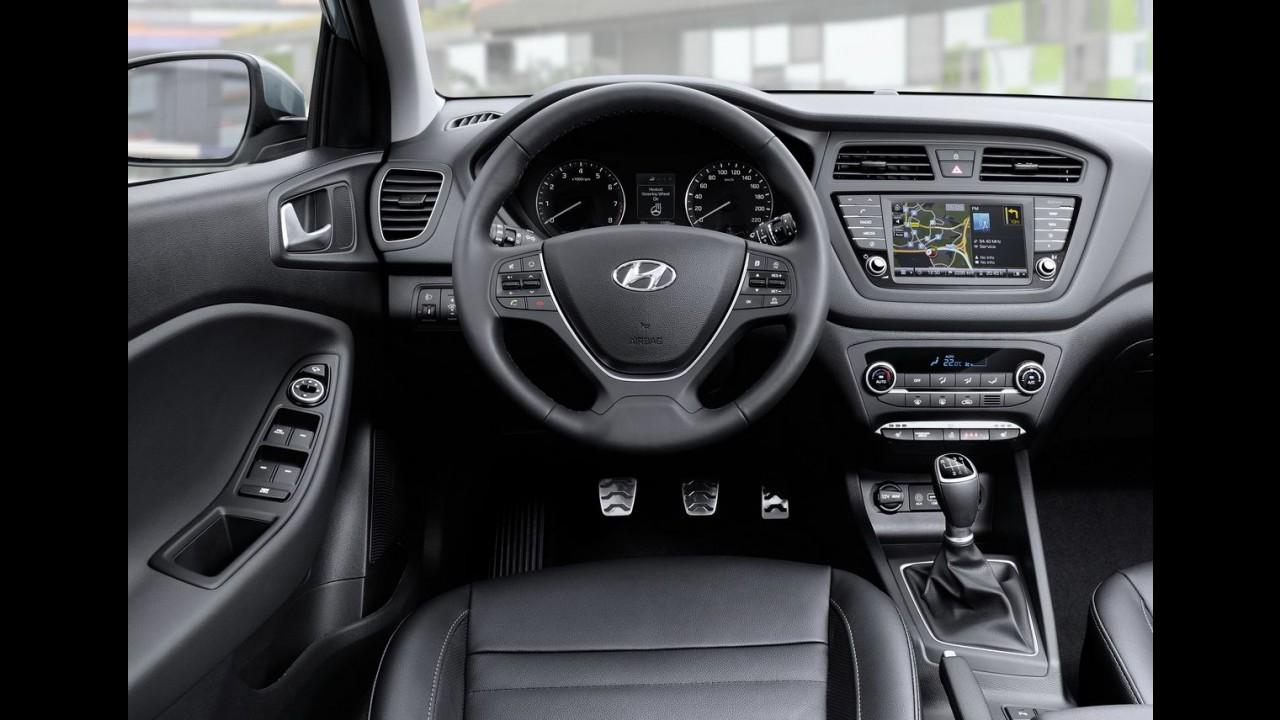 Primo rico do HB20, Hyundai i20 terá versão aventureira Active em Frankfurt