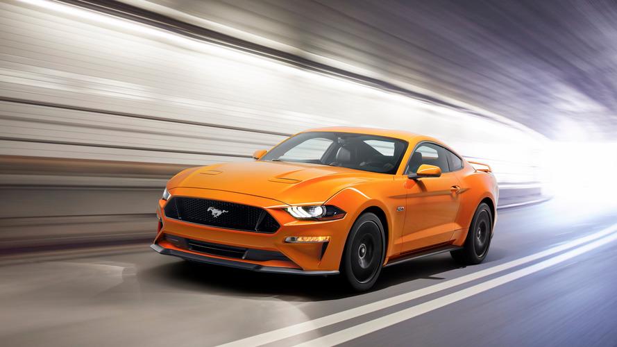 2017'nin en çok satan spor coupe'si Mustang oldu