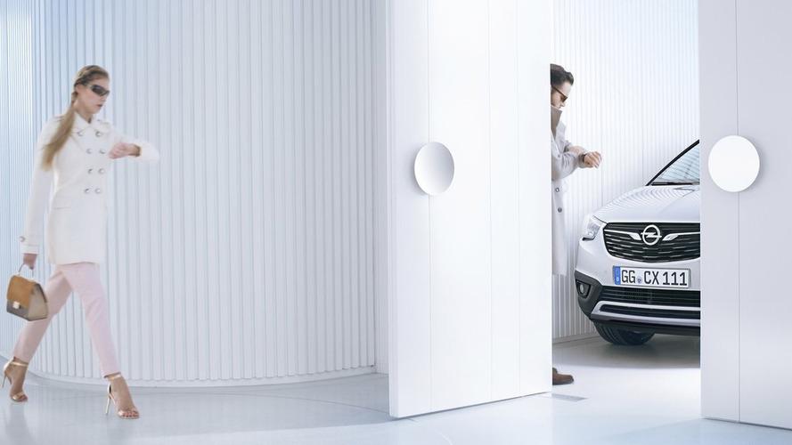 Opel Crossland X çarşamba günü tanıtılacak
