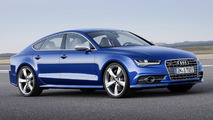 Audi S7 Sportback azul