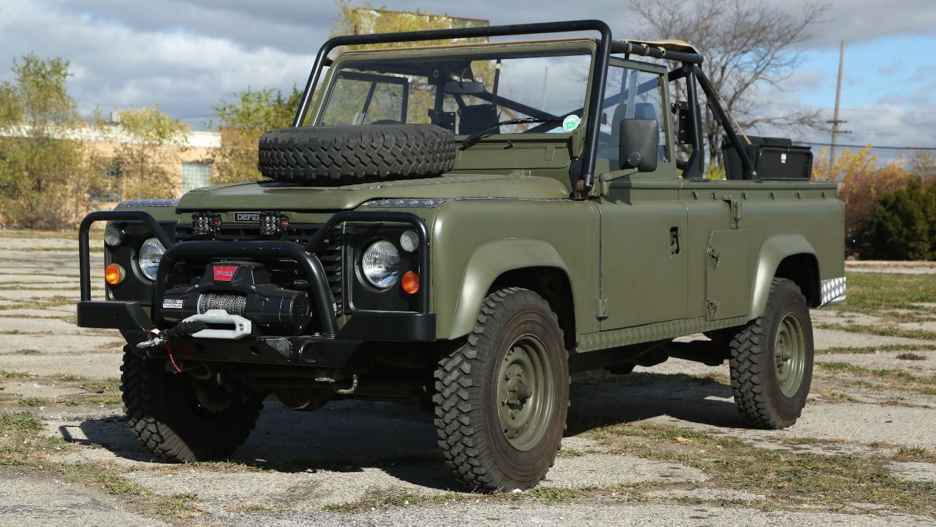 vehicle rover defender land arkonik fullsizeoutput rapide edition by hunting