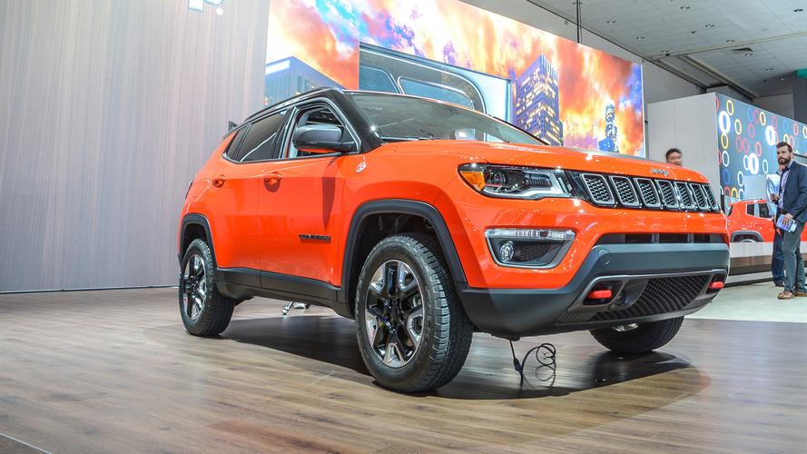2017 Jeep Compass: LA 2016