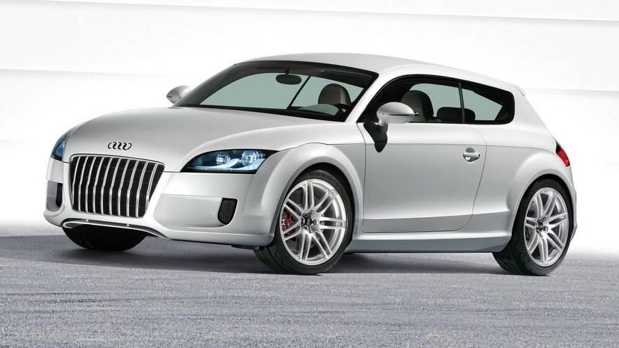 2005 And 2014 Audi TT Shooting Brake: Concept We Forgot