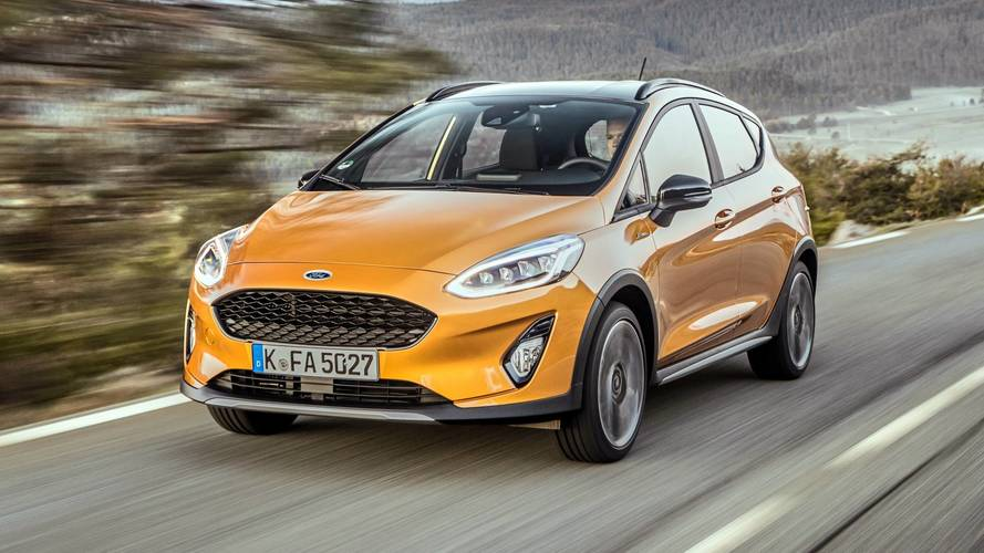 2018 Ford Fiesta Active first drive: Compact high-rise