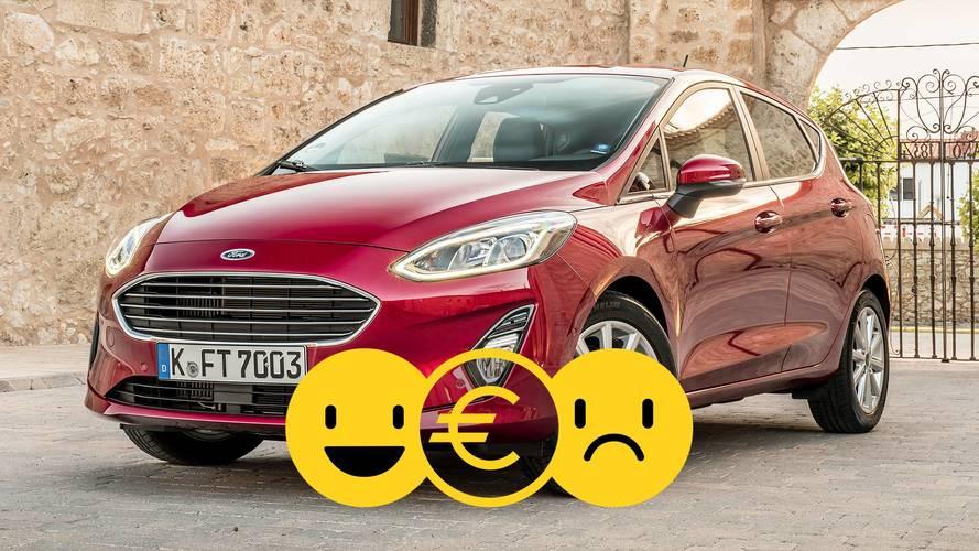 Promozione Ford Fiesta, perché conviene e perché no