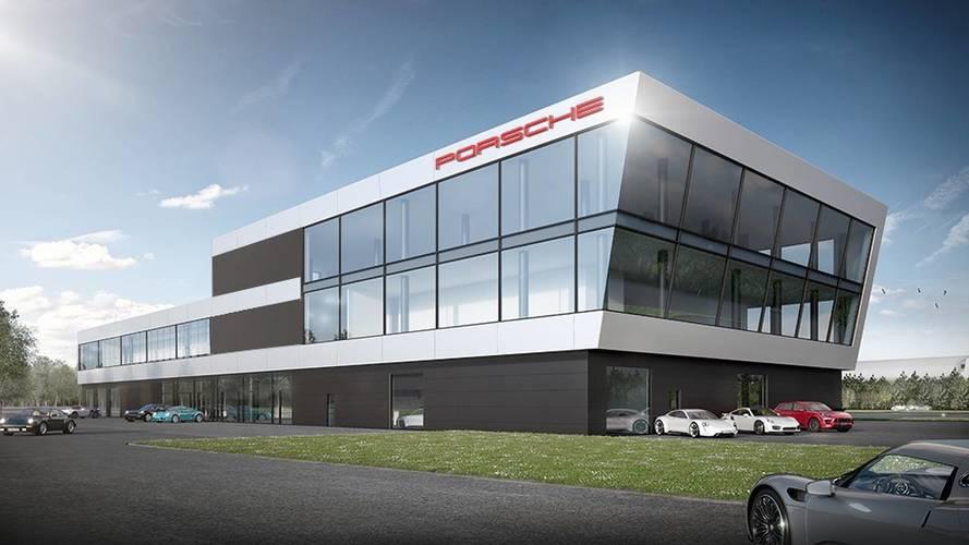 Porsche Experience Center - Hockenheim