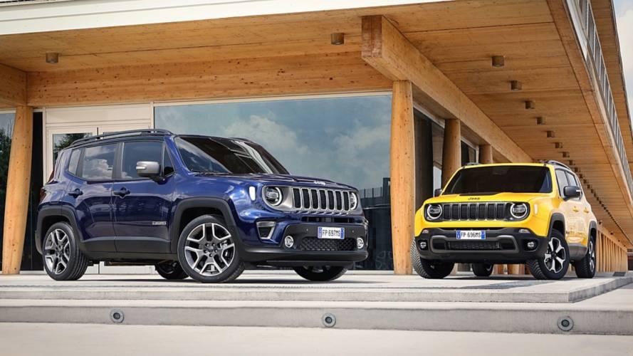 Primera prueba Jeep Renegade 2019