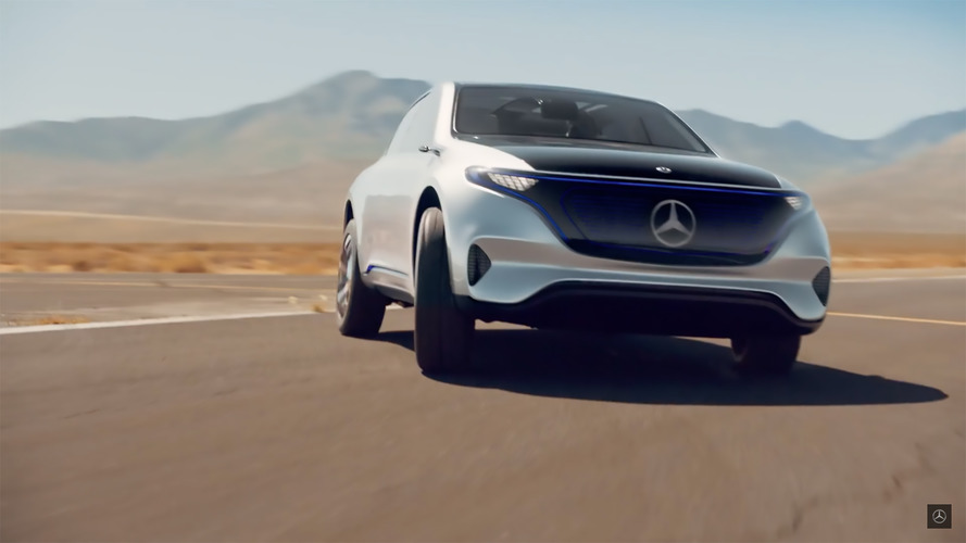 Mercedes Says Goodbye To Noise In New EQ Teaser
