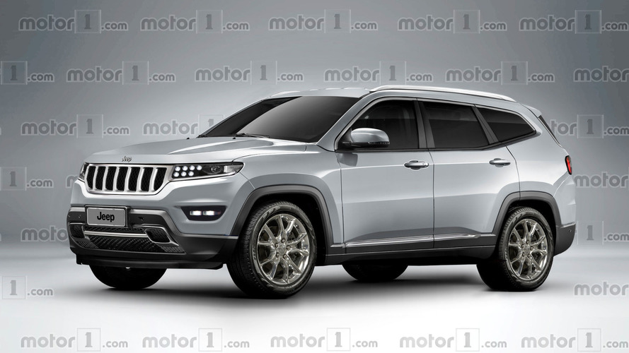 Jeep Grand Wagoneer Trackhawk May Happen, Leaked Document Suggests