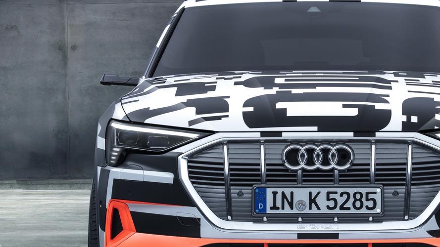 Audi e-tron, la prima auto al mondo