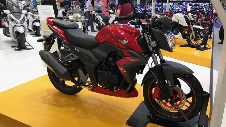 Nova Dafra Next 300 estreia com preço de R$ 14.590